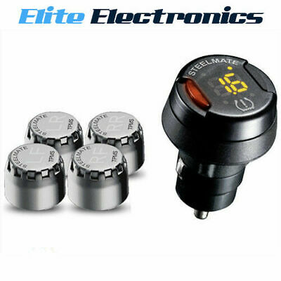 Steelmate TP-70 DIY fit Car TPMS Tyre Pressure Monitoring System