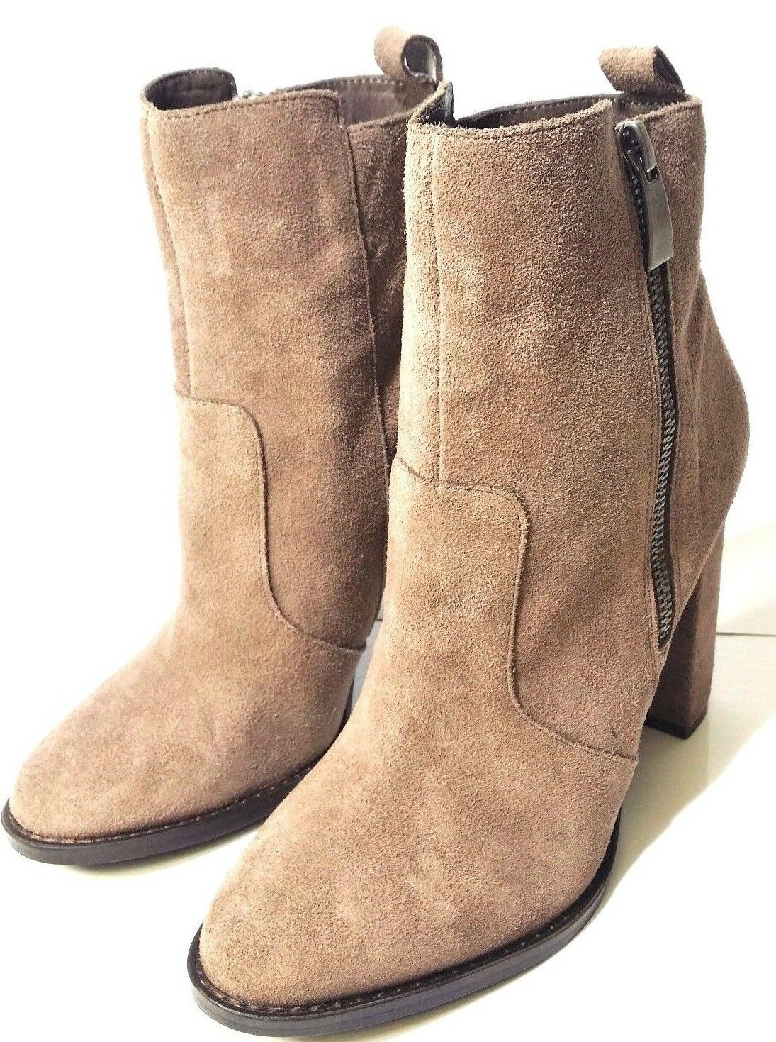 Steve Madden Women's Roooler Booties Taupe US Size 6 M NEW. LIMITED DEAL ONLY 1