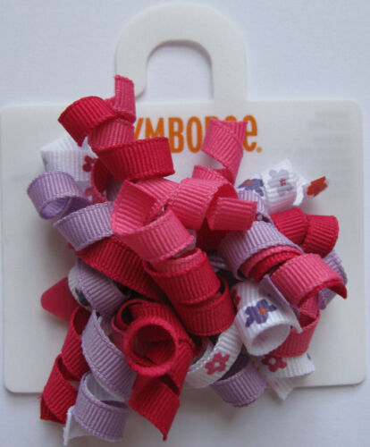 Gymboree Curly Curlies Hair Accessories Barrette Pairs Your Choice 2013-14 NEW