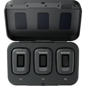 Saramonic Blink 500 Pro B2 2-Person Wireless Microphone System (2.4 GHz)
