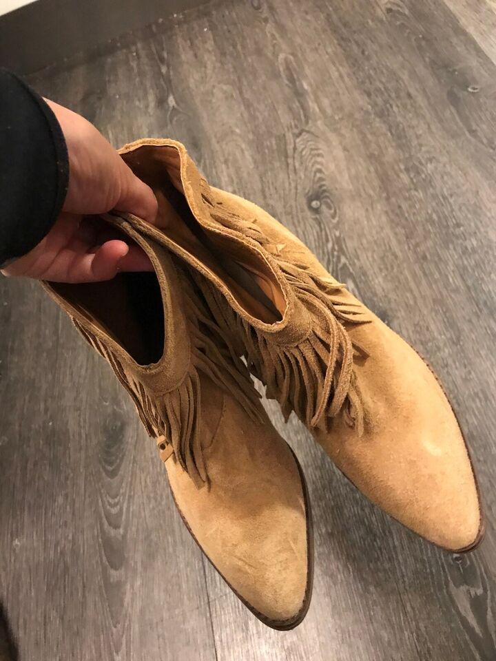 Støvler, str. 39, Mango