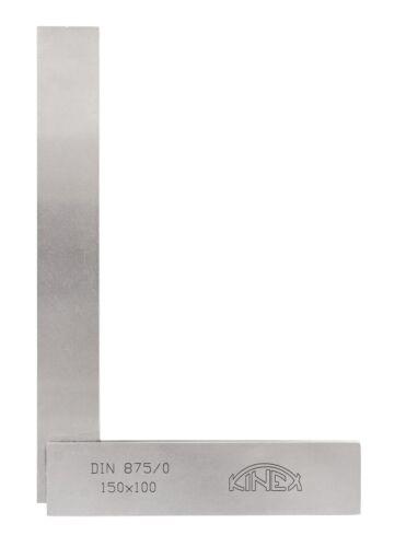 Kinex Precision Engineers Steel Square 400 x 265mm Grade 1 Din 875