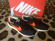 NEW w/ box Nike Roshe LD - 1000 QS men black orange Size 9.5 SF Giants cortez