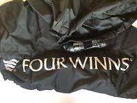 Four Winns Boat Cover 2007-2011 210 Horizion Ss W Arch & Bimini Cover Black
