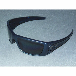 Details about New* Oakley Fuel Cell Sunglasses Matte Black/Grey POLARIZED  USA Large Sport Big