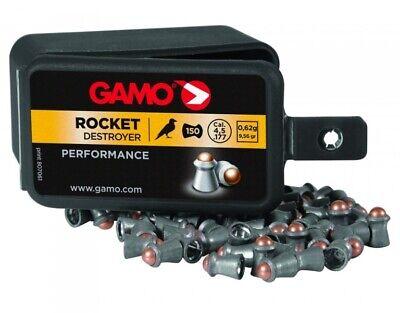 500 Gamo .22//5.5 mmmagnum Energy Pellet per Pistola ad Aria Rifle Pistola Pellet BSA