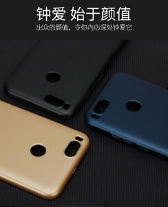 Genuine-Matte-Finish-Hard-4-Cut-Back-Cover-Case-For-Xiaomi-Redmi-Mi-A1-2017