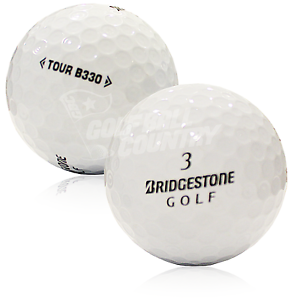 48-Bridgestone-Tour-B330-Near-Mint-AAAA-Used-Golf-Balls-FREE-Shipping