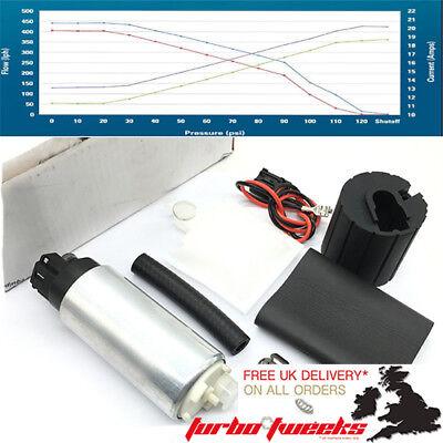 Walbro Fuel Pump 255 LPH High Pressure 02-07 Subaru WRX /& STi