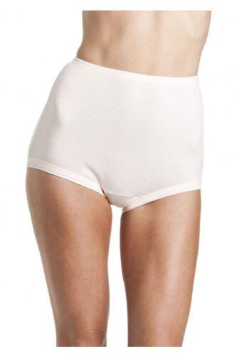 12-24 Original Bonds Cottontails Full Brief White Beige Blue Pink Soft Cotton