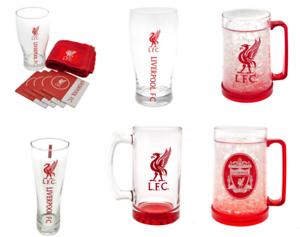 CC Liverpool F.C Stein Glass Tankard