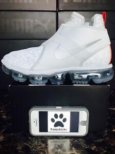 920603736db Image is loading Nike-Air-VaporMax-Chukka-Slip-039-Pure-Platinum-