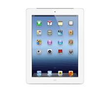 Geniune Apple iPad 3 3nd Generation 16GB WiFi + 4G White *VGWC!* + Warranty!