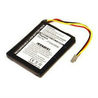 Battery for TomTom Rider One XL GPS Europe Regional V2 V3 2 3 F650010252 F709070710 Dach TML Tomtom