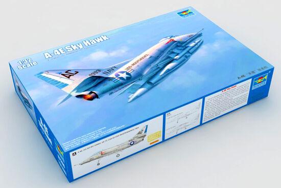 ◆ Trumpeter 1 32 02266 A-4E  Sky Hawk