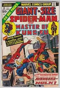 L6495-Giant-Size-Spiderman-2-Vol-1-Fino-Estado