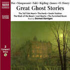 Great Ghost Stories by Naxos AudioBooks (CD-Audio, 2008)