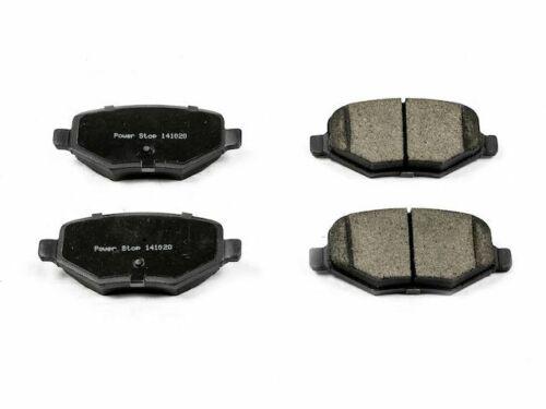 For 2013-2017 Ford Explorer Brake Pad Set Rear Power Stop 55236TJ 2014 2015 2016
