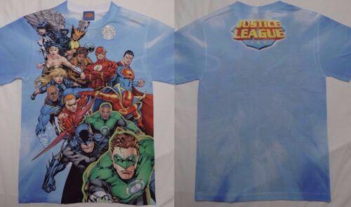Justice League The Flash Batman Dc Comics Front And Back Sublimation Print Shirt