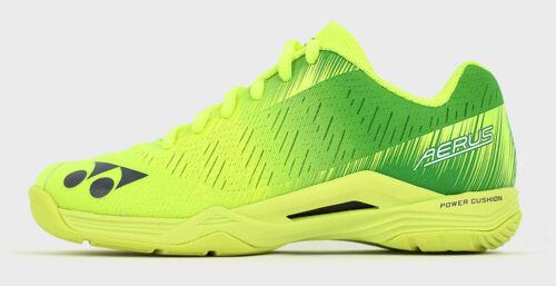 Yonex power cushion AERUS Z Badminton Chaussures jaune vif Unisexe Neuf Avec Étiquettes shbazmex