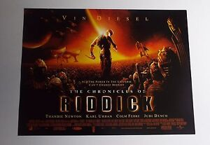 the chronicles of riddick 2004 movie