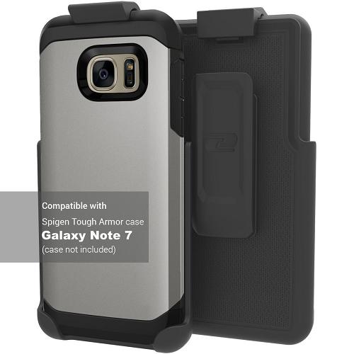 buy online 7350b 362b6 Belt Clip Holster for Spigen Tough Armor Case - Samsung Galaxy Note 7