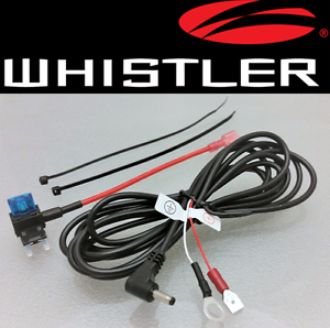 Direct Power Cord for Radar Detector  from Fuse Box WHISTLER Radar DP-WHIS