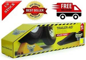 Trailer Tire Changing Ramps For Sale