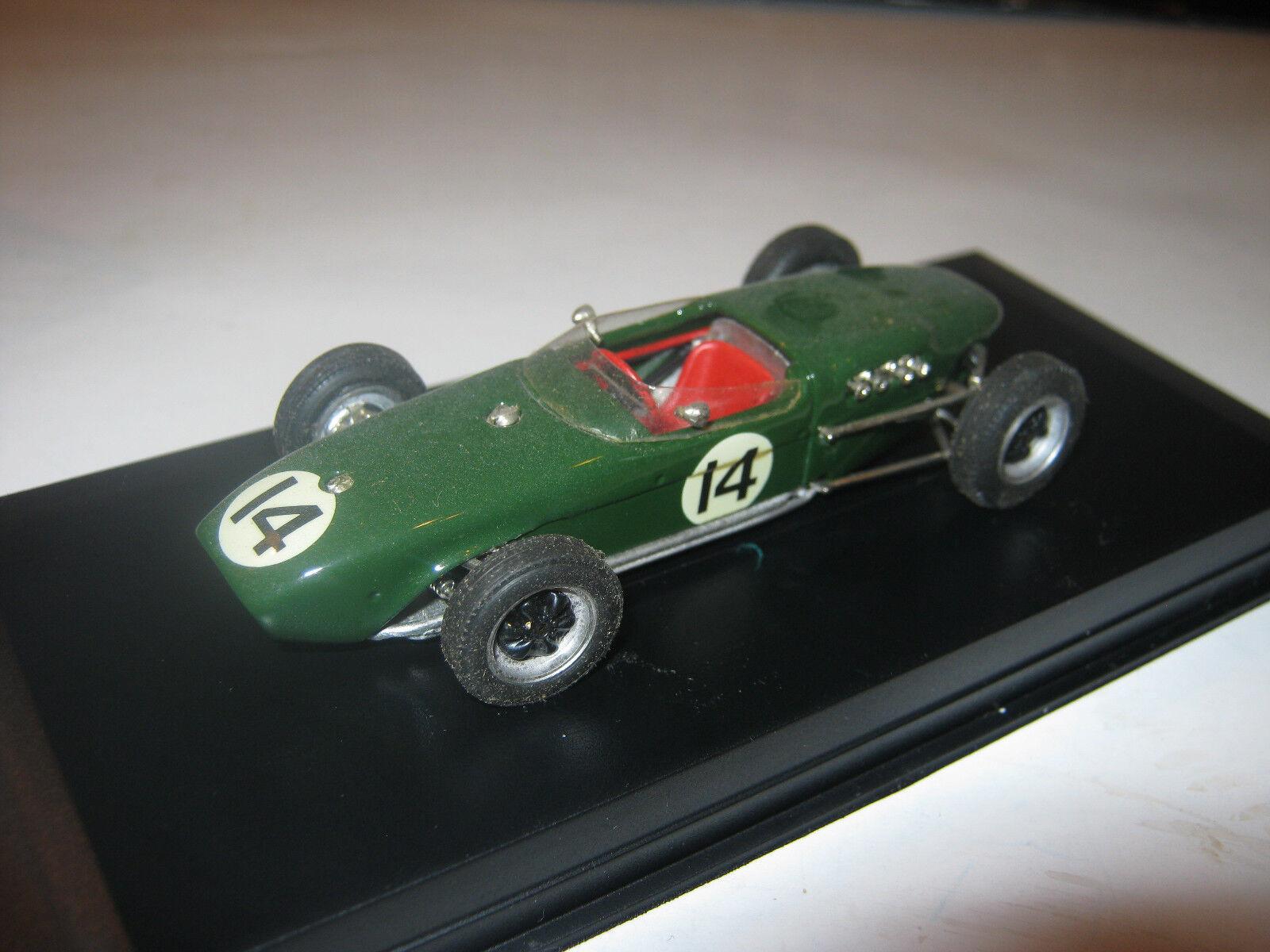 1 43 Lotus Climax 18 J. Clark 1960 SRC Factory HANDBUILT dans Showcase