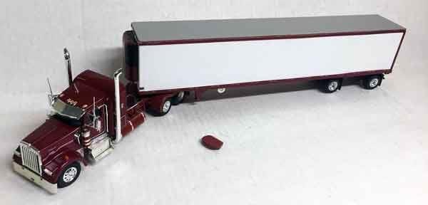 TONKIN 1 53 SCALE KENWORTH W900L MODEL   BN   500023