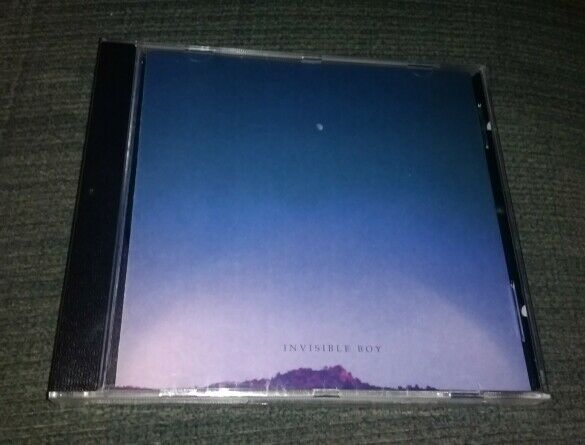 Invisible Boy - Invisible Boy CD New Sealed