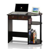 Furinno 11193ex/bk/br Go Green Home Laptop Notebook Computer Desk/table, Espress on sale
