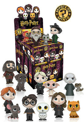 Official Funko Harry Potter Mystery Mini Figures 5 cm Series 1