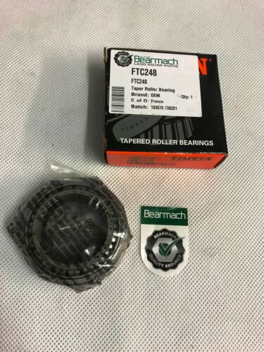 OEM Land Rover Front layshaft taper roller bearing  FTC248