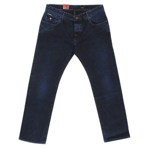 17371 G-Star Homme Jeans Pantalon Morris Low Straight Blackblue sont