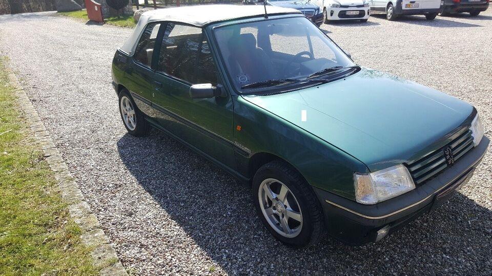 Peugeot 205, 1,4 Forever, Benzin