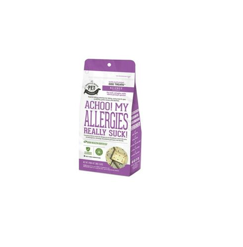 Nutra Treats Allergy for Dogs Healthy immune function 8.47oz