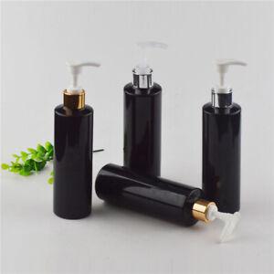 1-4Pcs-100-250ml-Plastic-Empty-Lotion-Pump-Bottles-Shampoo-Container-Dispenser