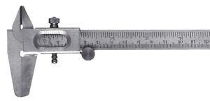 ds Calibro A Corsoio Manuale 150mm Da Lavoro Strumento Misurazione dfh
