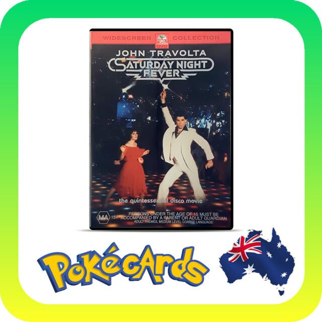 Saturday Night Fever (DVD, 2009) - FREE POSTAGE!