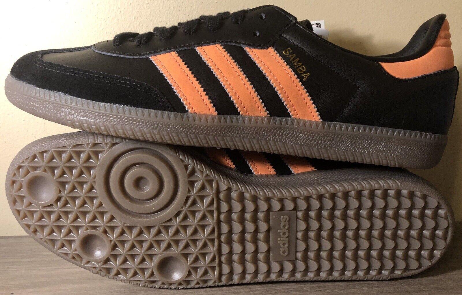 Adidas Adidas Adidas Samba OG B75804.Storlek 9  äkta