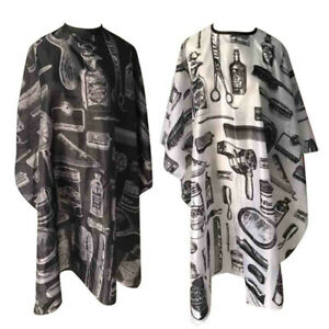 New-Waterproof-Salon-Haircut-Hairdressing-Cape-Barber-Hair-Gown-Wrap-Cloth-Apron