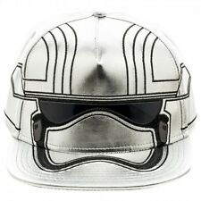 OFFICIAL STAR WARS CAPTAIN PHASMA MASK COSTUME PU SNAPBACK CAP (BRAND NEW)