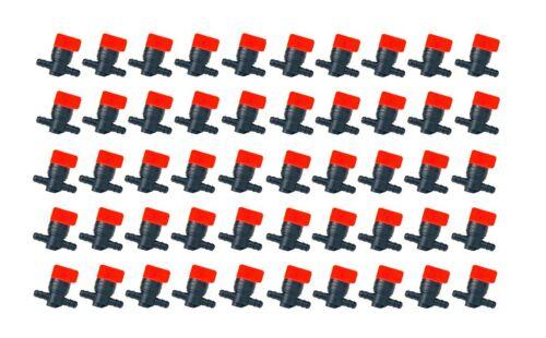 """50 FUEL SHUTOFF VALVES 1//4/"""" for Exmark Toro 1-603770 54-3150 114773 E603770"""