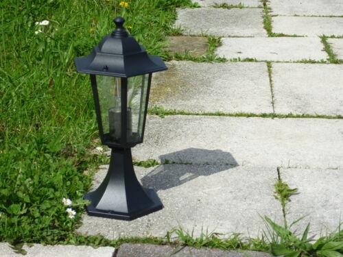 Außenleuchte Kingston Sockellampe LED Gartenbeleuchtung Wegeleuchte Wegelampe