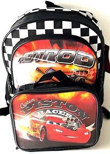 1a9b0546553 Disney Pixar Cars Backpack 16