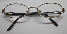 Vogue VO-3494 324 48[]18 135 Eyeglass frames Silver and Black