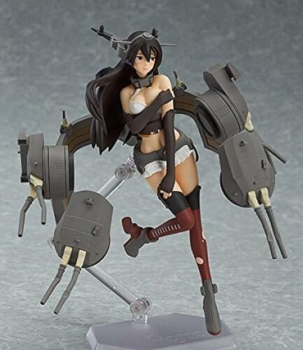 Neu Figfix-004 Nagatokantaicollection Kancolle Half-Damage Version Action- & Spielfiguren