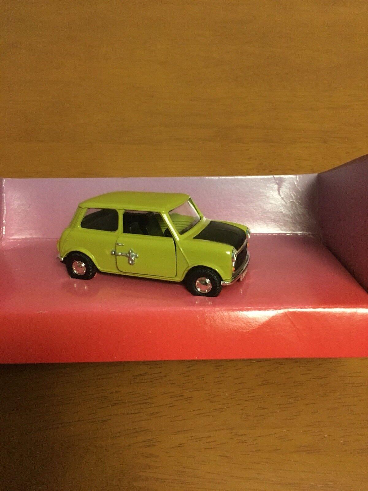 Mr Mr Mr Bean's Mini Car Corgi Classics 04419 e5f8c0