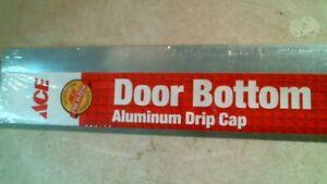 Details about ACE 5605787 Door Bottom Aluminum Drip Cap, 36